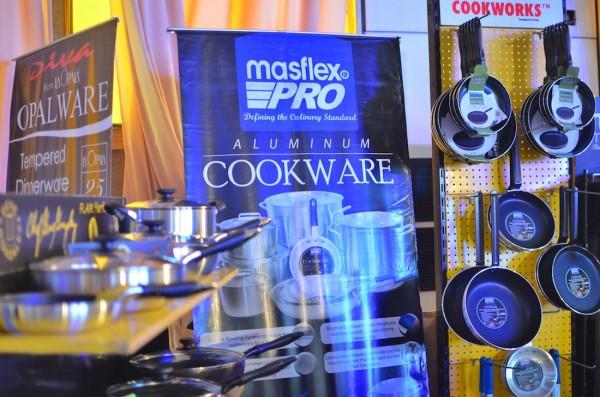 Aluminum Cookware from Masflex