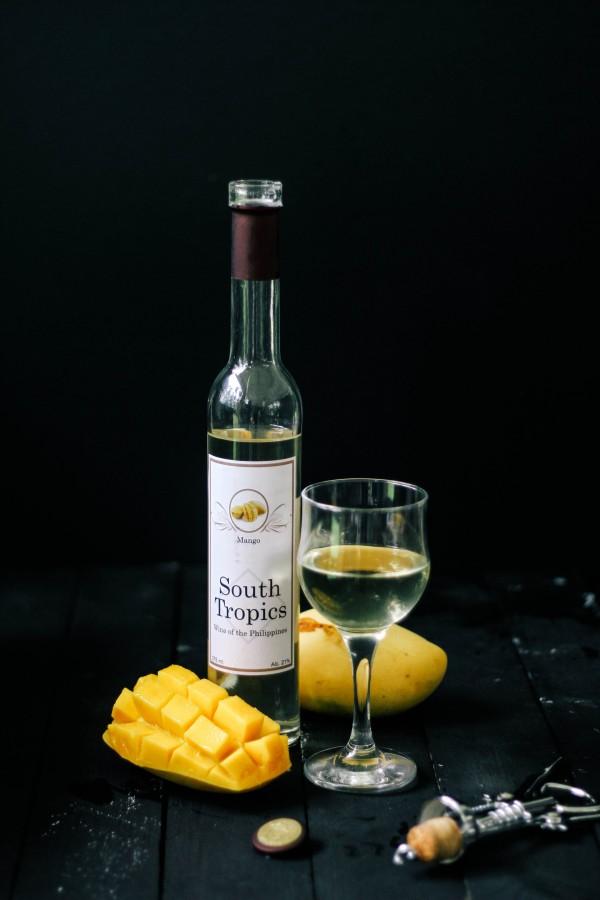 CT South Tropic Fruit Wines - Mango