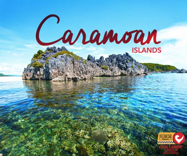 Challenge Camsur - Caramoan