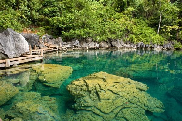 Kayangan Lake photo by Eugene via Flickr