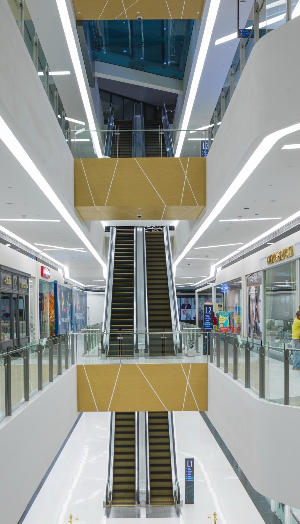 Century City Mall Atrium