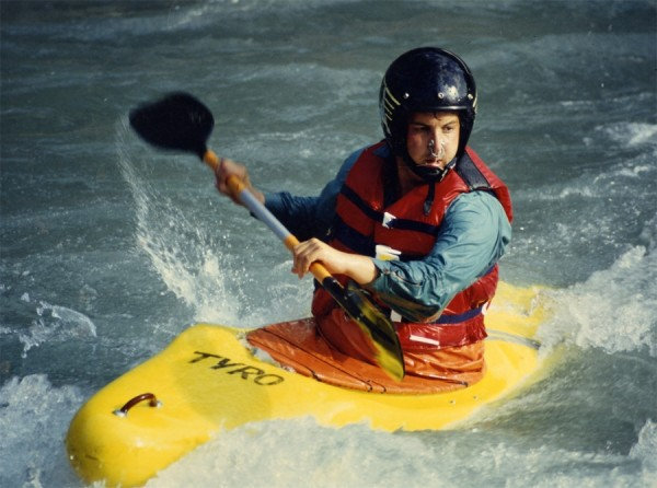 Kayaking photo by Wikimedia Commons