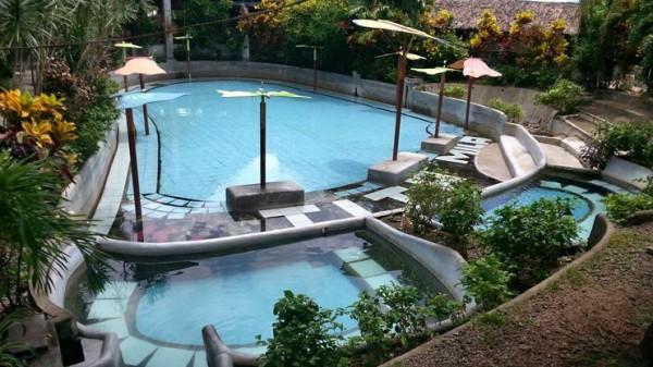Nature Hot Spring Resort in Irosin Sorsogon