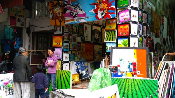 Paintings for Sale in Old Quarter