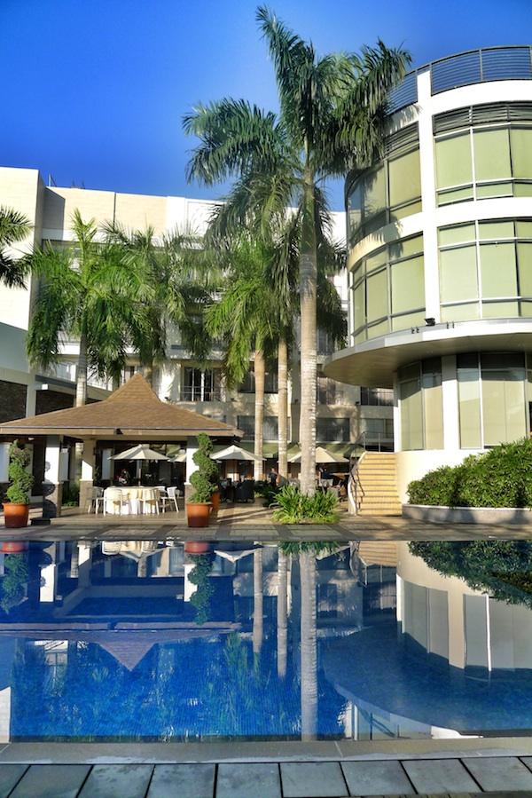 Pool at Avenue Plaza Hotel