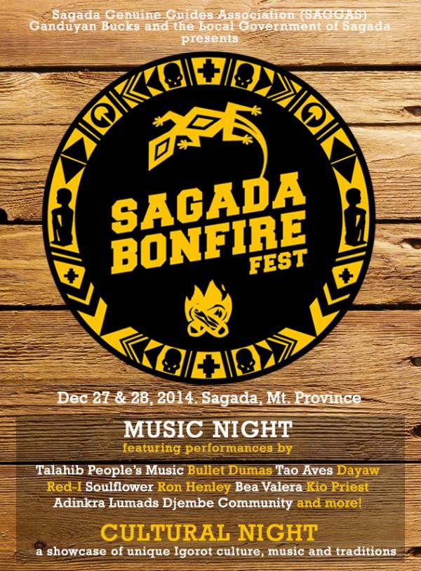 Sagada Bonfire Fest 2014