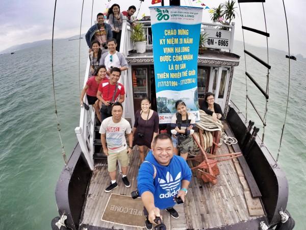 Survivors - Ha Long Bay Edition