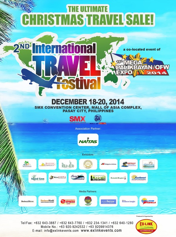 The 2nd International Travel Festival 2014