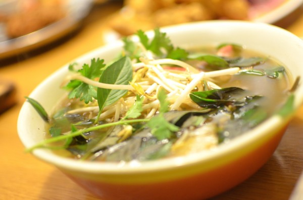 Vietnamese Ox Tail Bhan Mi