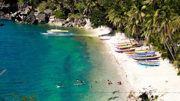 Guimaras Island White Beach