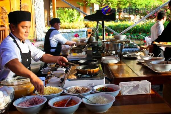 Le Chef Buffet Restaurant