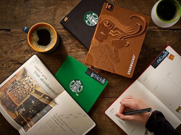 Starbucks Philippines Planner 2015 Giveaway