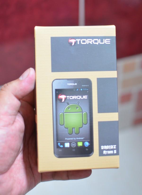 Torque Droidz Atom S Review