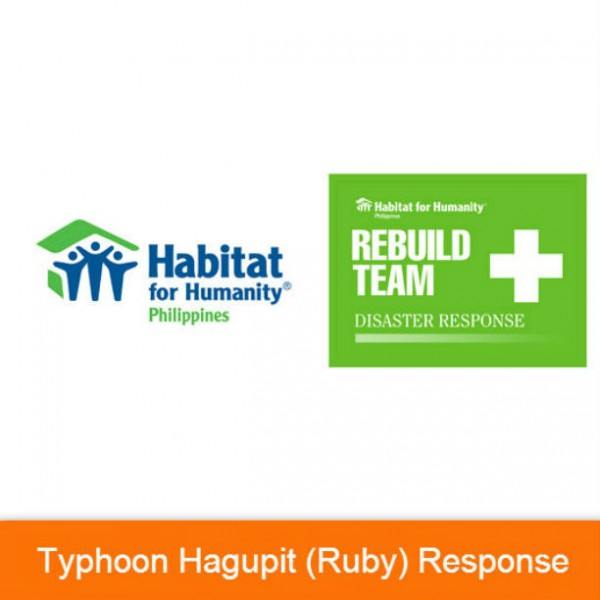 Typhoon Hagupit Donation Drive
