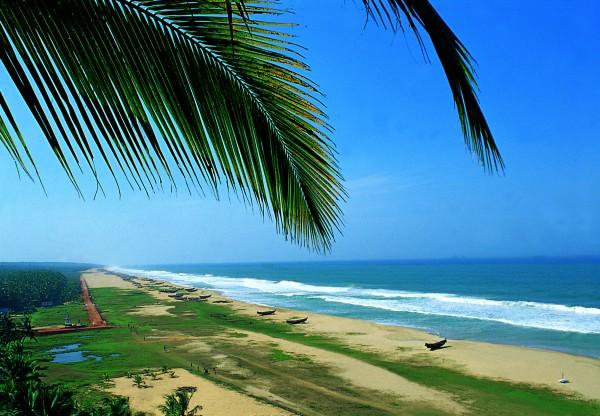 Beaches in Kerala