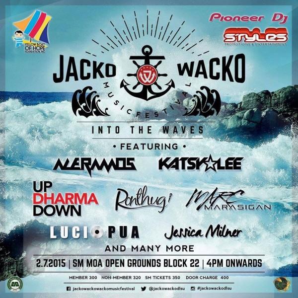 Jacko Wacko Music Festival