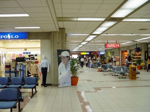 Ngurah Rai International Airport in Denpasar Bali