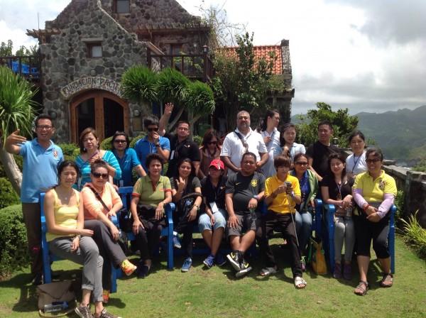 PHILTOA Members in Batanes