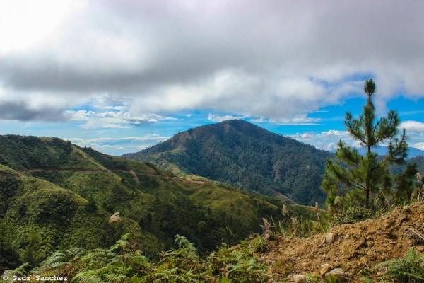 The view up here - Gadz Sanchez