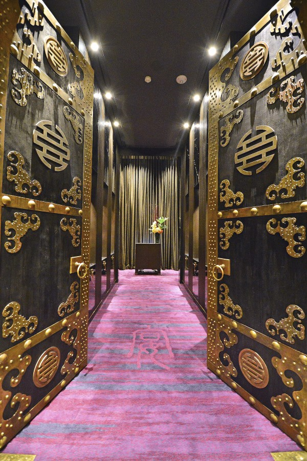 Elegant Interior Design at Crown Towers City of Dreams Manila