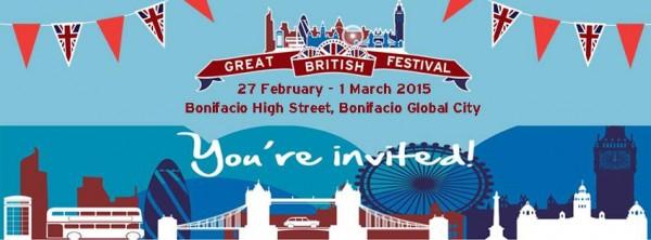 Great British Festival Manila
