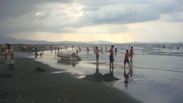 Lingayen Long Beach
