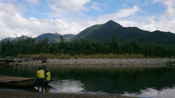 Mt Daraitan in Tanay Rizal