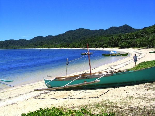 Palaui Island in Sta Ana Cagayan Valley Region