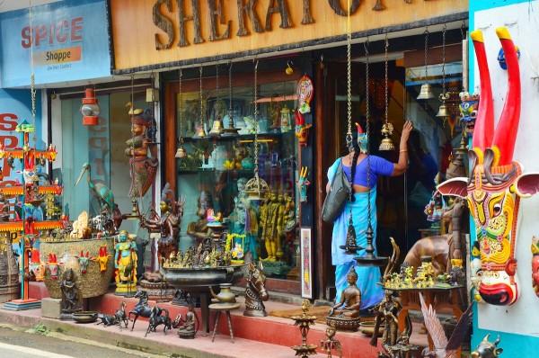 Souvenir Shop in Jew Town