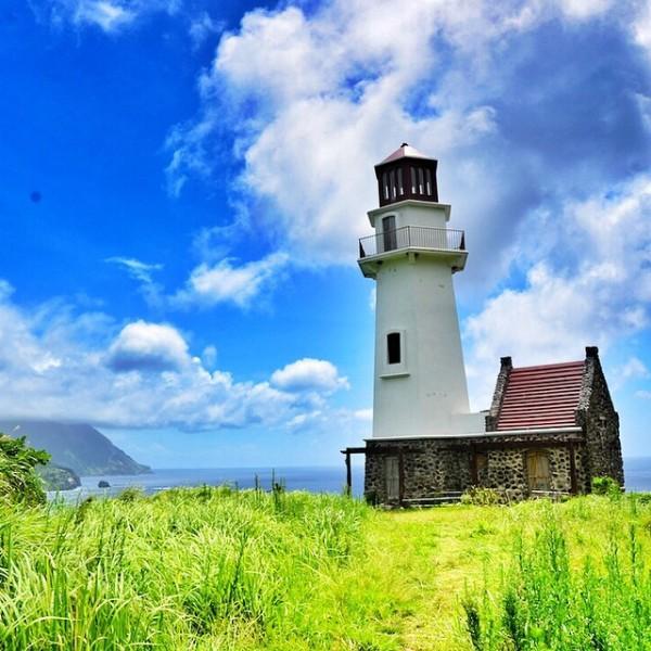 Tayid Lighthouse in Mahatao Batanes
