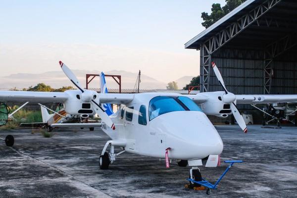 Tecnam P2006t Aircraft