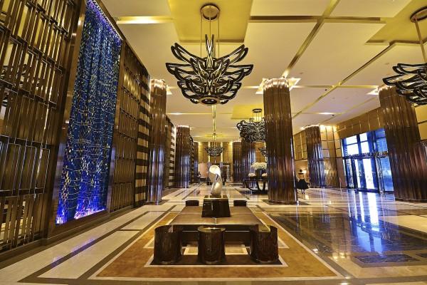 The Crown Towers Manila Lobby