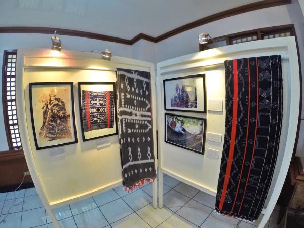 Ues Pinutuan Exhibit Inside Peoples Library and Museum in Bayombong Nueva Viscaya