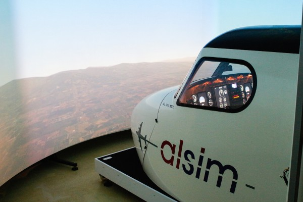 WCC Flight Simulator