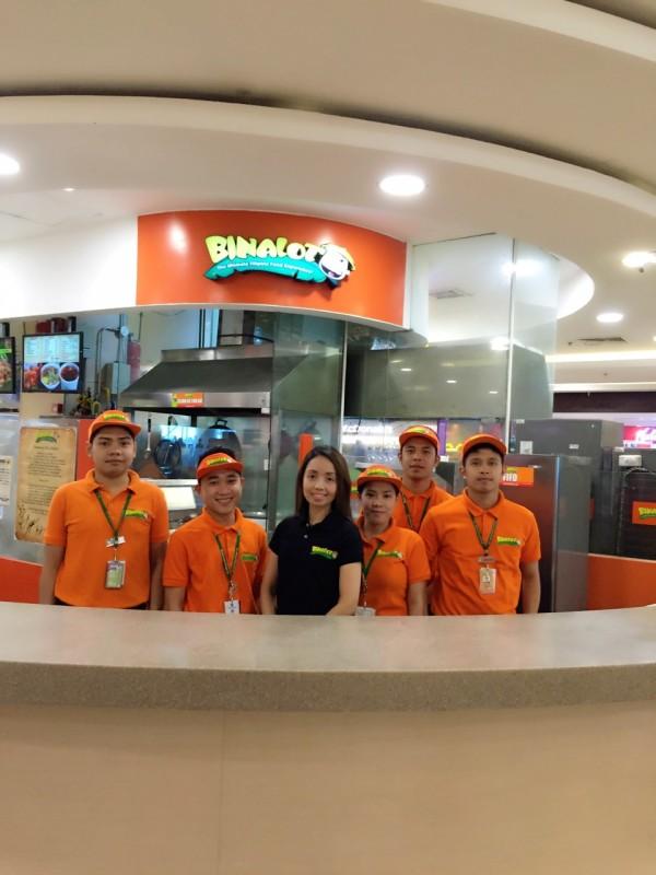 Binalot Crew
