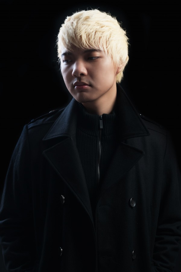 Designer TONY EVAN for Manila Fashion Festival FALL:WINTER 2015
