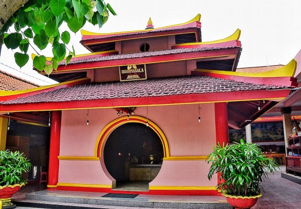 Dharmasala Temple