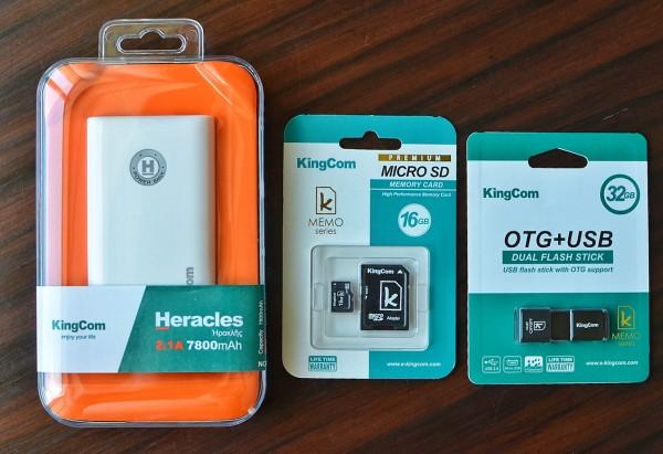 Essential Travel Gadgets from KingCom