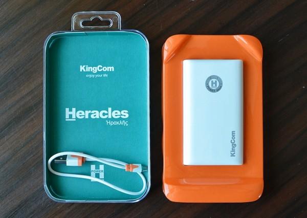 KingCom Heracles Power Bank