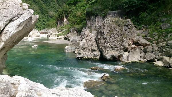 Tinipak River in Mt. Daraitan