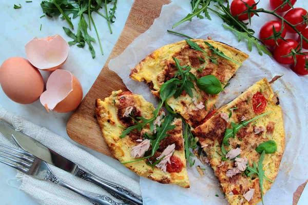 Tuna Omelette Recipe