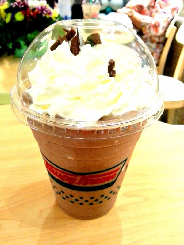 Ultimate beverage made with Giradheli chocolate