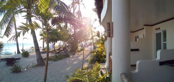 View from my Veranda
