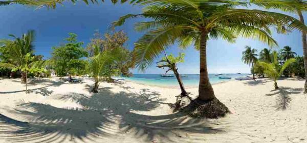 Beach Front of Hippocampus Beach Resort
