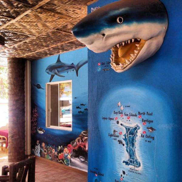 Cool Dive Resort Wall Art