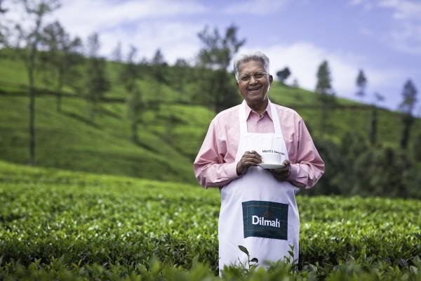 Dilmah Tea Founder