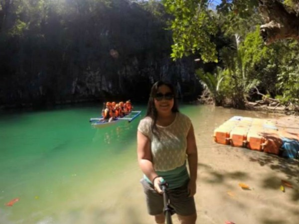 Entrance to Puerto Princesa Underground River