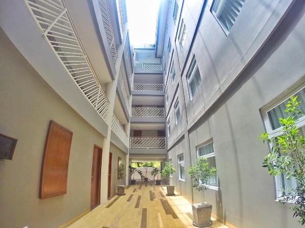 Open Space inside Primebiz Hotel Bali