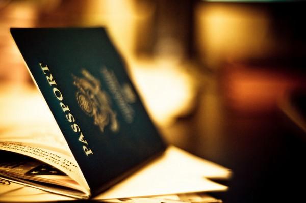 Passport by Lucas via Flickr