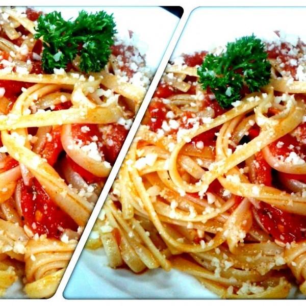 Pasta photo courtesy of Grande Torino FB